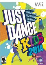 Just Dance Kids 2014 (Nintendo Wii, 2013) - BRAND NEW
