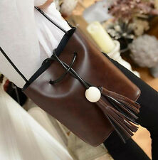 Bag Handbag Shoulder Crossbody Leather 2016 Fashion Women Tote Messenger Satchel