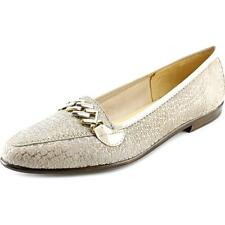 Amalfi By Rangoni Oste Women N/S Pointed Toe Suede Gray Loafer