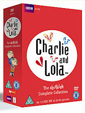 Charlie and Lola - The Absolutely Complete Collection [DVD], 5051561031786