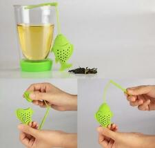 Fishing Tea Strainer Teapot Creative Teacup Silicone Strainer Strainer Design