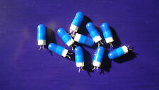 10)  SUBURBAN CLUSTER GM STEPPER light bulbs blue