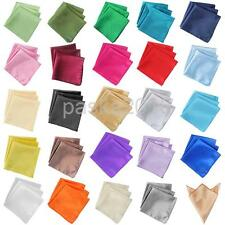 10Pcs Square Polyester Napkin Cloth for Wedding Banquet Dinner Cocktail Party