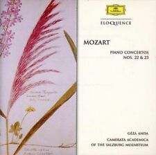 Piano Concertos No S 22 & 23 - Geza Anda New & Sealed Compact Disc Free Shipping