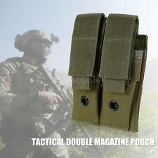 Tactical Military Double Magazine Pouch Pistol Rifle Pouch Oxford Fabric I6U7