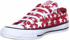 Converse  AS Red/White Stars Sneakers Women Men Trainers Sport Shoes All Sizes~