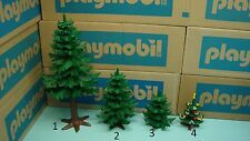 Playmobil Forest Jungle Christmas Pine Tree trunk base plant Leaf CHOOSE ONE 118