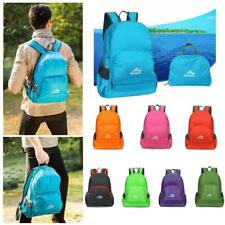 20L Foldable Lightweight Waterproof Travel Backpack Daypack Sports Hiking Bag