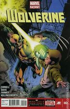 Wolverine (2013 4th Series) #2A VF