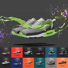 New Paperplanes PP1101 Womens Lace Up Athletic Air Trainer Sneaker Running Shoes