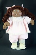 Coleco 1985 Xavier Roberts African Am. Black Cabbage Patch Doll, Rare One Tooth