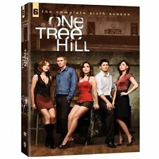 One Tree Hill - The Complete Sixth Season (DVD, 2009, 7-Disc Set, Canadian)