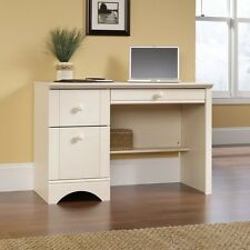 NEW Computer Desk Home Office Furniture Laptop Table Executive Student White NIB