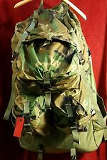 USGI Military Issue Rucksack Large Woodland Molle  BackPack Largest issued Pac