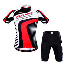 2016 Comfortable Mens Bike + Bicycle Outdoor Short Cycling Suit  Jersey & Pants