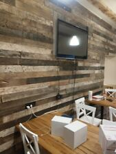 Reclaimed Pine & Oak Cladding | Rustic | Feature Wall | Timber / Wood | Per 1 M2