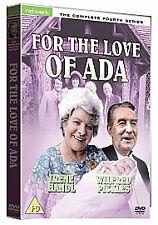 For the Love of Ada - The Complete Series 4 DVD***NEW***