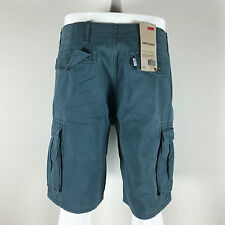 Levi's Men Relaxed fit Cargo shorts 124630020 Evening Blue Original Cotton short