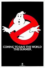 """""""Ghostbusters"""".Dan Ackroyd Bill Murray.Classic Comedy Movie Poster A1A2A3A4Sizes"""