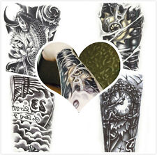 Large Temporary Tattoo Arm Body Art Removable Waterproof Tattoo Sticker