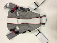 Baby Bjorn Carrier - Air Mesh - Grey/White