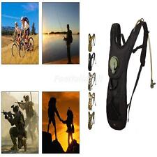 2.5L Hydration Backpack MultiCam Water Bladder Rucksack Outdoor Cycling Hunting