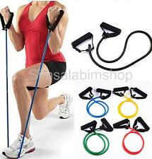 Spring Latex Chest Expander Pull Stretcher Gym Fitness Muscle Training Exerciser