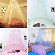 Fashion Round Lace Insect Bed Canopy Netting Curtain Dome Mosquito Net SWE