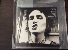 Manic Street Preachers - God Save The Queen Cd Very Rare