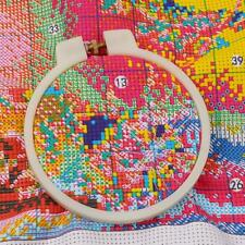 Needlework Embroidery Cross Stitch Hoops Stitch Counted Kits