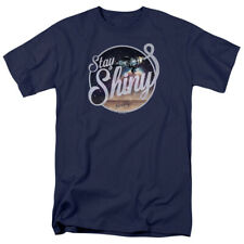 Firefly Stay Shiny Officially Licensed Adult T Shirt
