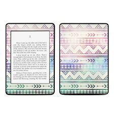 Aztec Bohemian  Skin Kit For Kindle Paperwhite, Touch Vinyl Sticker Decal Cover