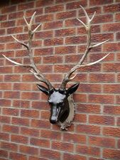 Stags Head Deer Stag HUGE EXTRA LARGE BIG Wall Mounted Resin Antlers NEW!