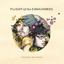 I Told You I Was Freaky - Flight Of The Conchords New & Sealed LP Free Shipping