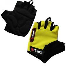 Outdoor Cycling MTB Bicycle Comfort Gel Half Finger Gloves S/M/L/XL/XXL 4 Color