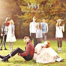 Saturdays = Youth - M83 New & Sealed CD-JEWEL CASE Free Shipping