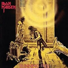 Running Free - Iron Maiden New & Sealed 7 INCH VINYL SINGLE Free Shipping
