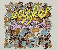 Good Times - Eagle & The Worm New & Sealed CD-JEWEL CASE Free Shipping