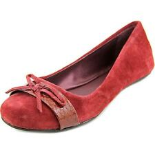 Kenneth Cole Reaction Truth Time   Round Toe Suede  Flats NWOB