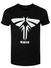 The Last Of Us Firefly Logo Men's Black T-shirt