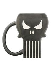 Marvel Comics The Punisher Moulded Black Mug 10x14cm