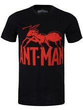 Marvel Comics Ant-Man Men's Black T-shirt