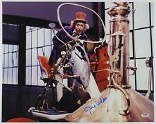 Gene Wilder Willy Wonka Signed Authentic 16X20 Photo Autograph PSA/DNA #4A96834