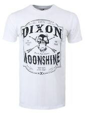 The Walking Dead Dixon Moonshine Men's White T-shirt