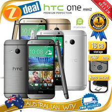 HTC ONE MINI 2 16GB 4G LTE 100% UNLOCKED + 12MTH AUS WTY (NEW SEALED BOX)