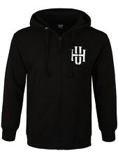 Hollywood Undead Cement Men's Black Zipped Hoodie