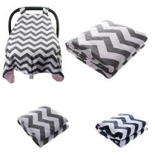 Car Seat Baby Cover Keeps Infant Warm in Winter Cool in Summer Stroller Canopy