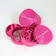 Cali Crusher® Cali Crusher Herb Grinder 4 Piece Pink