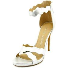 Chinese Laundry Blossom Dress Sandal Women  Synthetic Silver Sandals NWOB