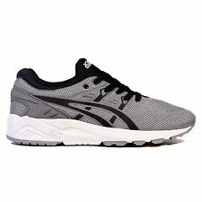 Asics Gel-Kayano Trainer EVO Grey Black Mens Trainers